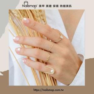 飾品控注意!IG超人氣的LA明星美甲師推出「美甲戒指」蛇型指節戒、鎖鏈細戒全部美翻