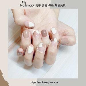 秋冬大勢「奶咖色」、「燕麥奶色」美甲,溫柔、耐看、高級又顯白