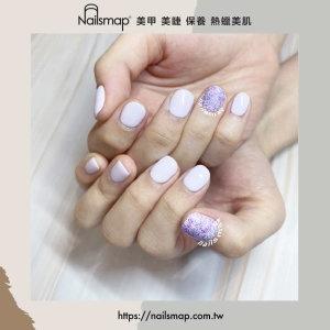 不能錯過本季春夏討論度最高的色彩之一「夢幻粉紫」